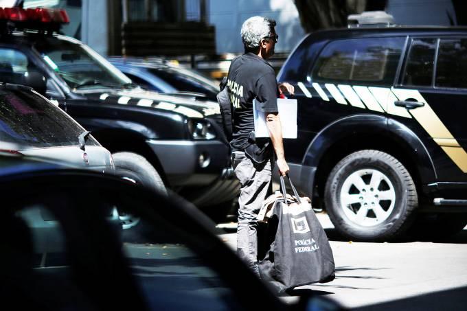 Operação Eficiência- Agente da Polícia Federal