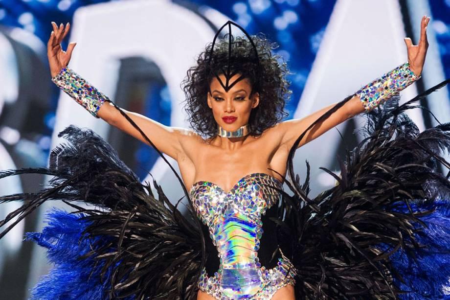 Raissa Santana disputa o Miss Universo, nas Filipinas - 26/01/2017