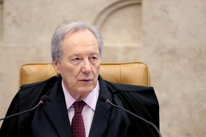 O ministro do Supremo Tribunal Federal, Ricardo Lewandowski