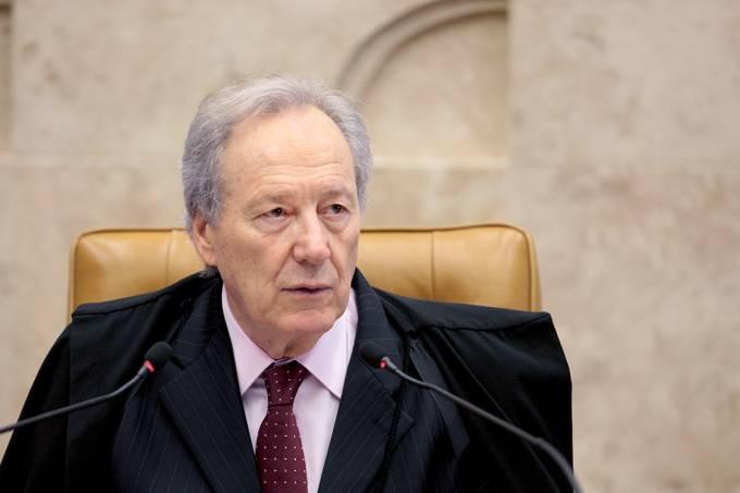 O ministro do Supremo Tribunal Federal, Ricardo Lewandowski