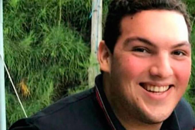 Rodolpho Silva, acusado de atropelar um agente de trânsito na Paraíba