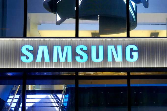 Loja da Samsung em Bagcoc
