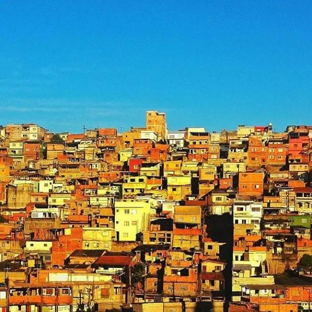 Foto clicada na zona sul de São Paulo