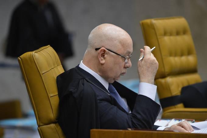 O ministro do Supremo Tribunal Federal (STF), Teori Zavascki
