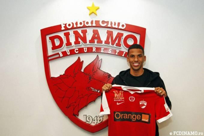 Filho do jogador Rivaldo, Rivaldinho fecha com o Dinamo Bucareste