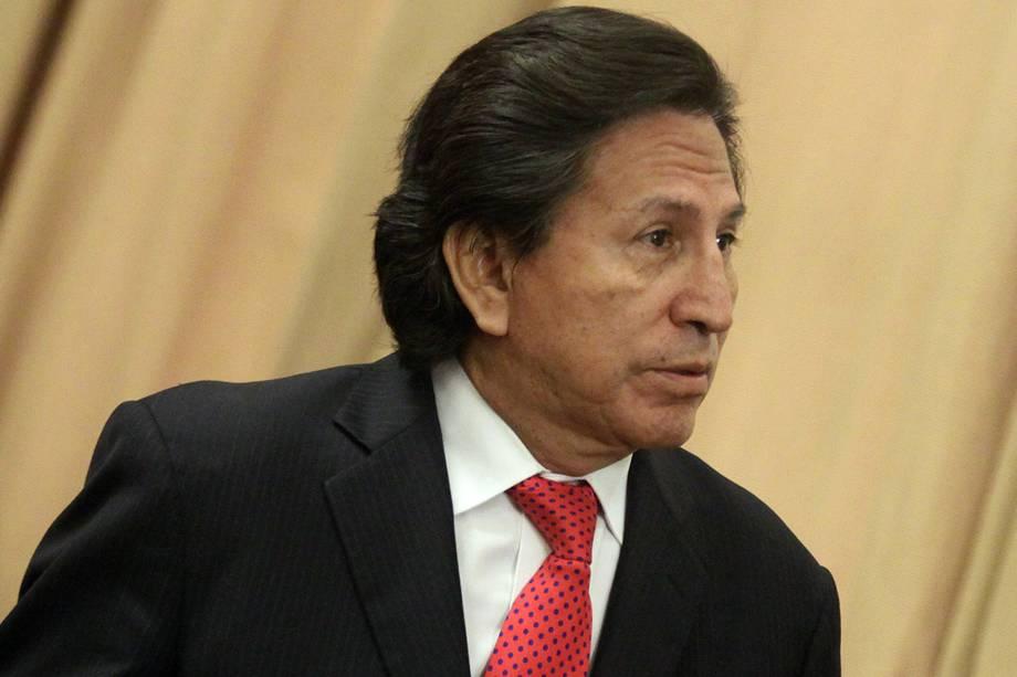 Alejandro Toledo - O ex-presidente peruano é acusado de ter recebido 20 milhões de dólares em propinas pagas pela Odebrecht. Na semana passada, a Justiça de seu país decretou a sua prisão. Considerado foragido, pesa contra ele uma ordem internacional de captura