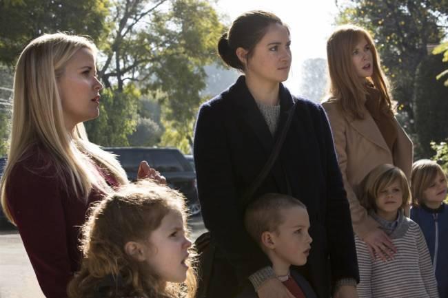 Shailene Woodley, Reese Whiterspoon e Nicole Kidman protagonizam a minissérie 'Big Little Lies'