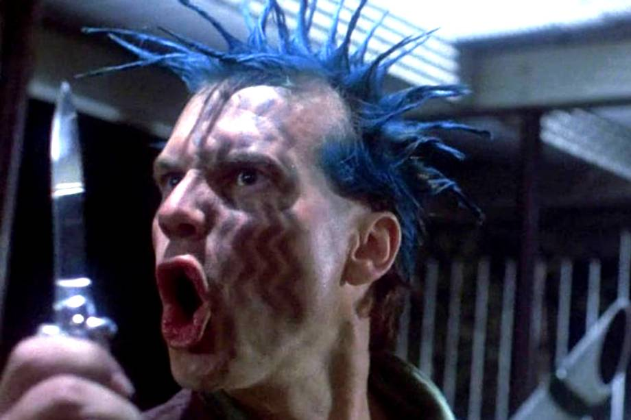 """Ator Bill Paxton em """"O Exterminador do Futuro"""""""
