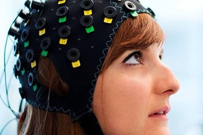Ciência –  Computador do cérebro