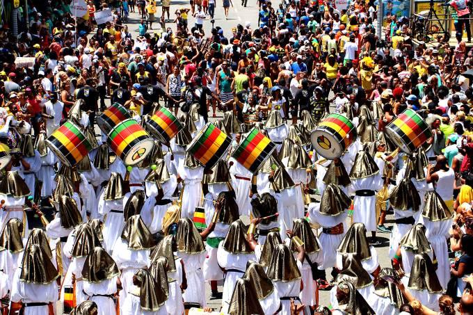 Olodum no Carnaval de Salvador 2017 – TRIOS 28/02