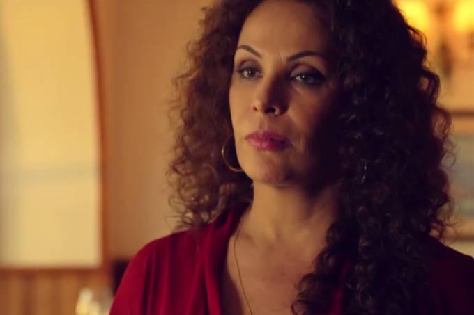 Carolina Ferraz no filme 'A Glória e a Graça'