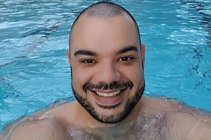 Daniel Masson, atropelado pela namorada em São Bernardo do Campo