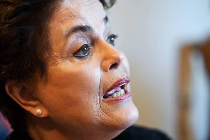 A ex-presidente Dilma Rousseff (PT) – 18/02/2017