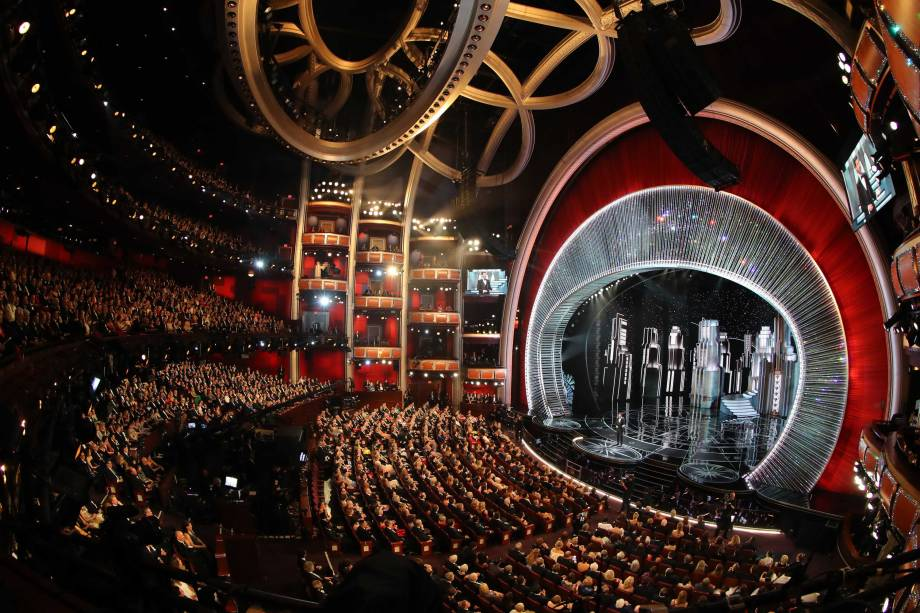 Premiaçãdo do Oscar em Hollywood