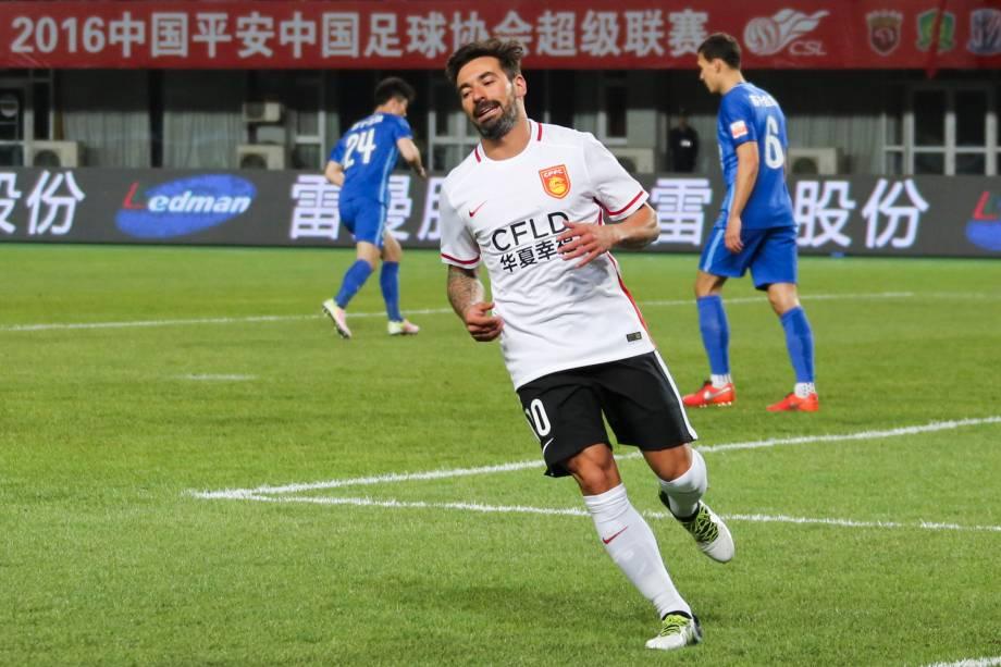 Ezequiel Lavezzi (Hebei Fortune)