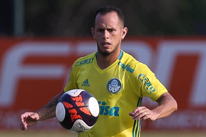 Guerra, jogador do Palmeiras