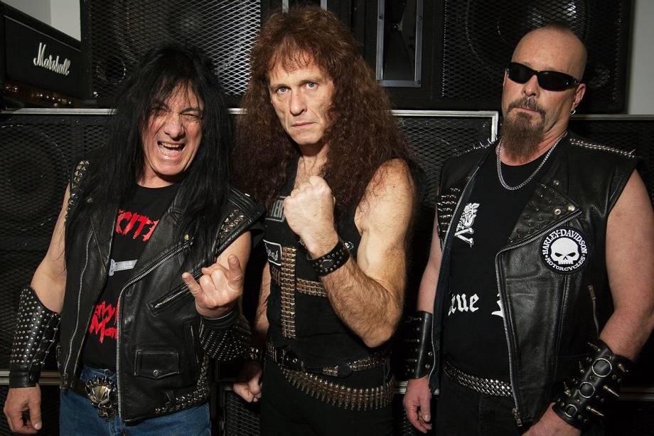 A banda canadense de Heavy Metal Exciter