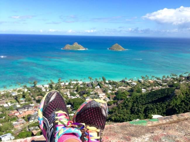 Pilbox Hike Trail, Havaí