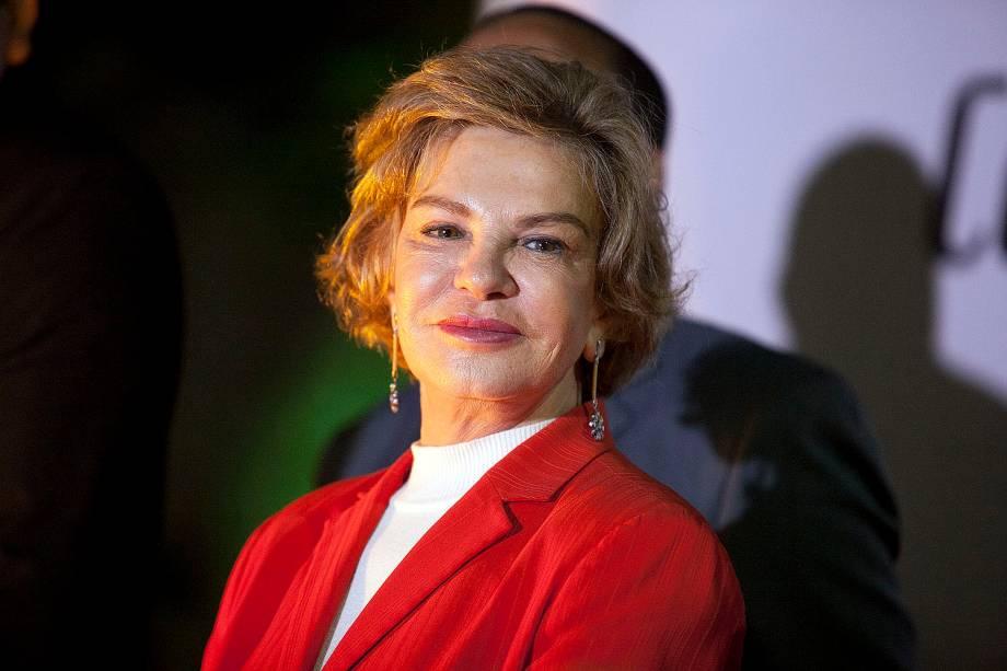 A ex-primeira-dama Marisa Letícia Lula da Silva
