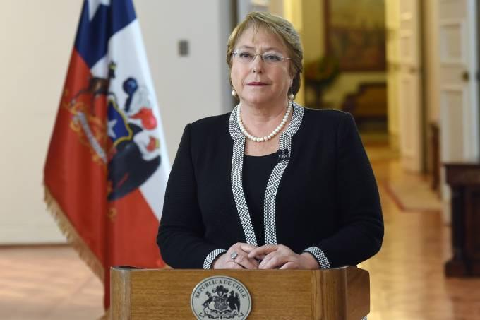 Michelle Bachelet – Presidente do Chile