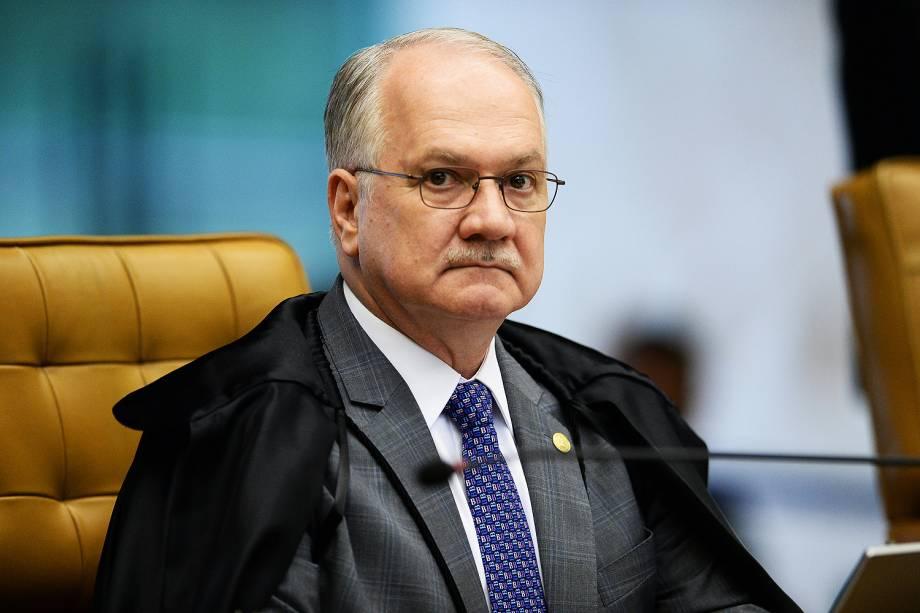 O ministro Edson Fachin, do STF (Supremo Tribunal Federal), foi sorteado como o novo relator da Lava Jato na corte - 02/02/2017