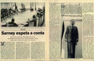 Reportagem de VEJA de 25 de fevereiro de 1987