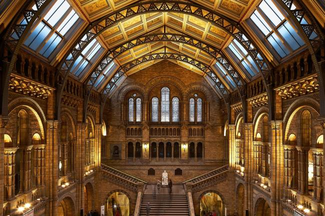 Natural History Museum, Londres