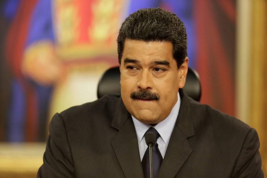 Nicolás Maduro - Principal destino das operações internacionais da Odebrecht na América Latina, a Venezuela foi onde foram pagos alguns dos maiores valores de propina. Segundo reconhece a empreiteira foram entregues 98 milhões de dólares durante os governos de Hugo Chávez e seu sucessor, e atual presidente