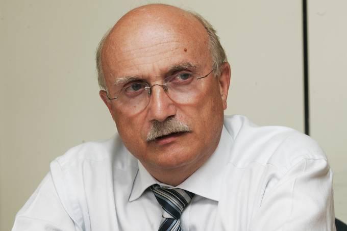 Osmar Serraglio, deputado federal do PMDB-PR e relator da CPI dos Correios