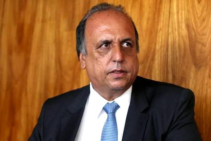 Governador do Rio de Janeiro Luíz Fernando Pezão