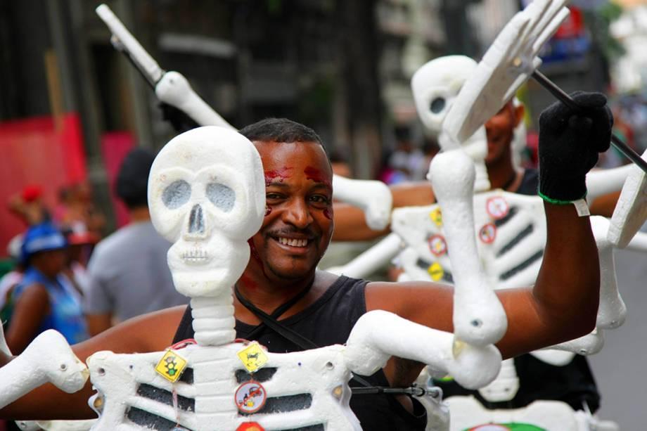 Bloquinho tradicional carioca: Cordão da Bola Preta
