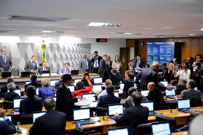 Sabatina Alexandre de Moraes – 21/02/2017