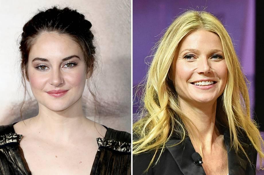 As atrizes Shailene Woodley e Gwyneth Paltrow fazem bocheco com óelo de coco. Elas garantem que 20 minutos por dia ajuda a eliminar toxinas e deixa os dentes mais brancos.