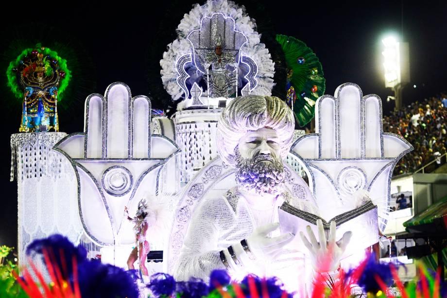 Mocidade Independente de Padre Miguel é a terceira escola a desfilar na segunda noite do Carnaval carioca  - 28/02/2017