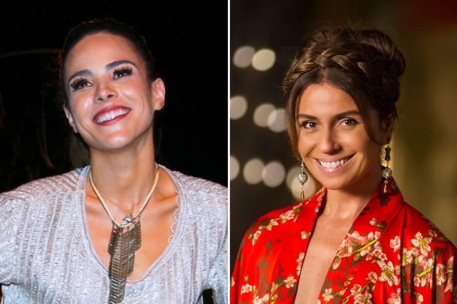 A cantora Wanessa Camargo e a atriz Giovanna Antonelli já contaram que cozinham com óleo de coco.