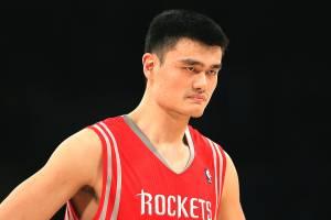 Yao Ming , ex-jogador de basquete