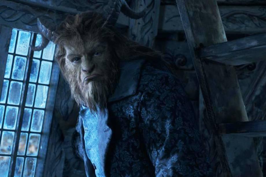 Dan Stevens em cena do filme 'A Bela e a Fera'