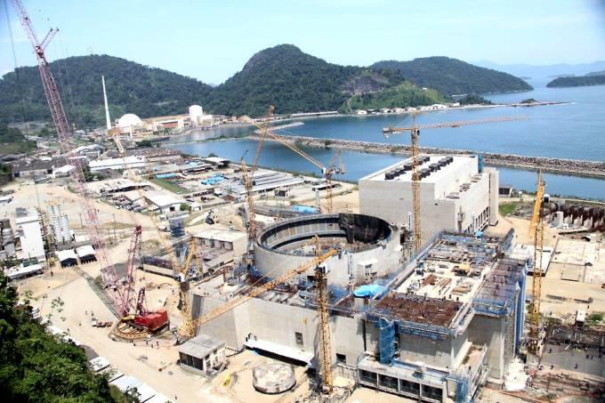 Angra 3, Usina nuclear no Rio de Janeiro