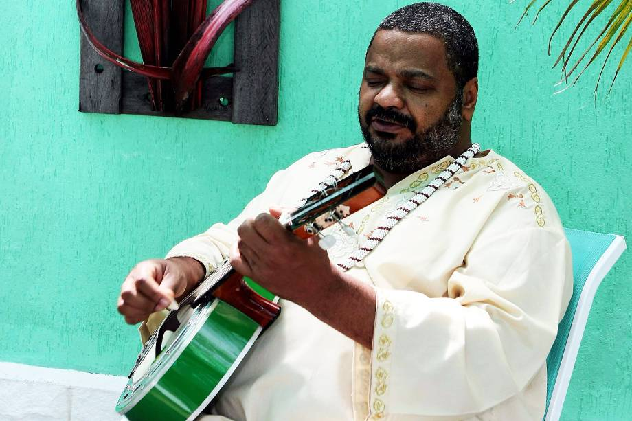 Sambistas da Barra - Nascido na Zona Norte, o cantor Arlindo Cruz  - 27/12/2011