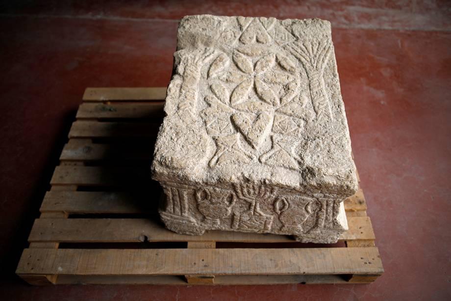 Objetos do século I encontrados na região de Jerusalém e na Galileia