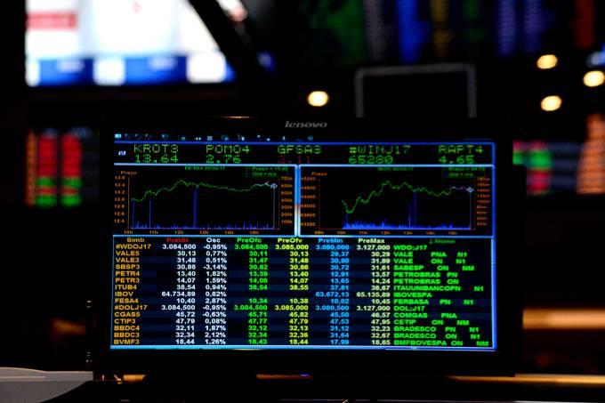 Bolsa de valores do Brasil – Bovespa