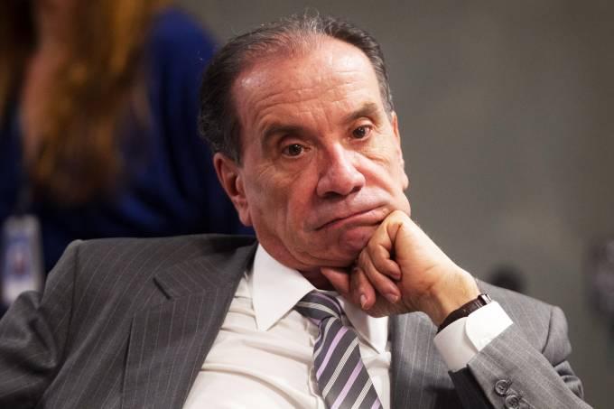 O ministro das Relações Exteriores, Aloysio Nunes