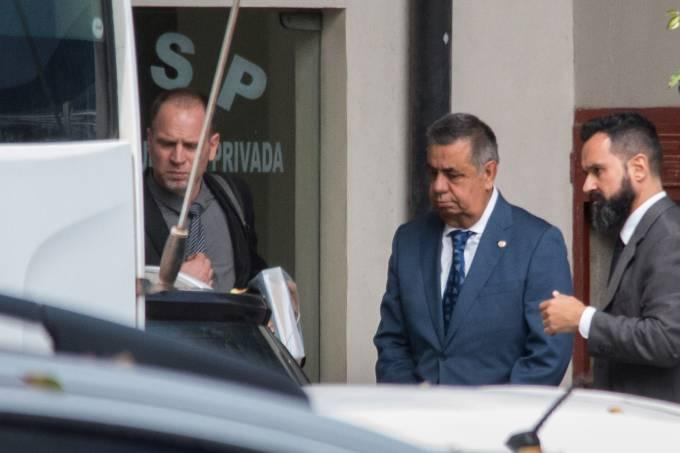 Operação da PF prende membros do TCE e da Alerj