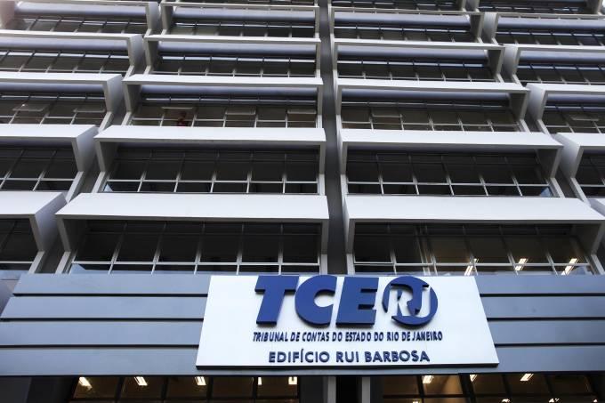 Prédio do TCE-RJ