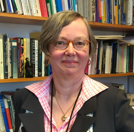 A professora Catherine Moore