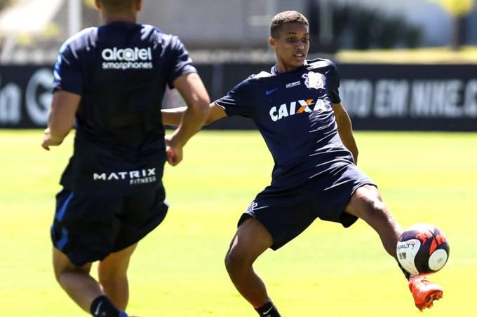 Treino do Corinthians – 22/03/2017