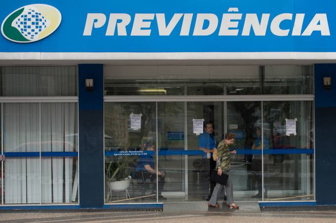 Reforma da Previdência Social/INSS