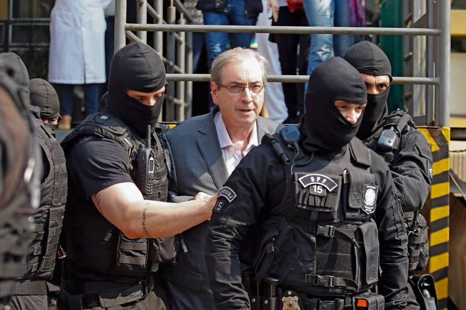 Cunha: isolamento de cinco dias na cela como punição por recusar-se a fazer exame médico