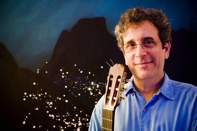 O compositor Mario Adnet