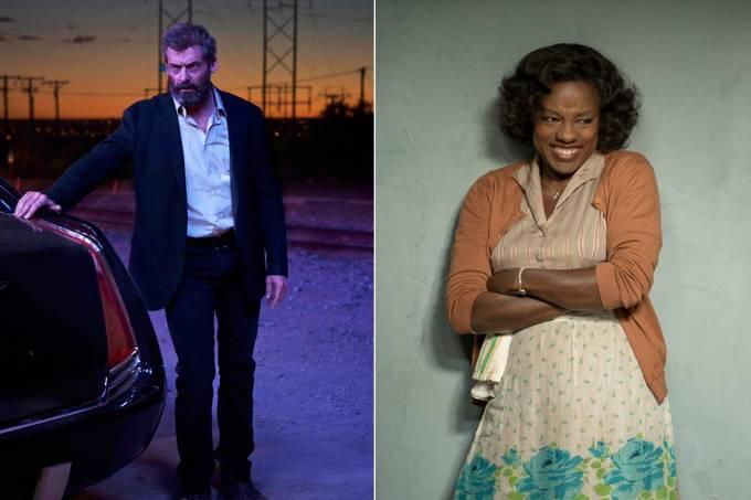 Os filmes 'Logan' e 'Um Limite Entre Nós'
